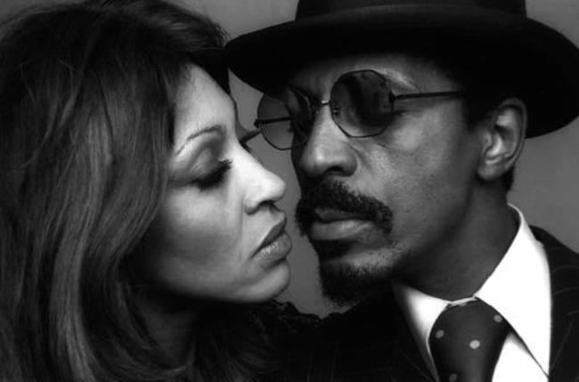 Beautiful Tina and Ike Turner