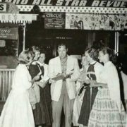 Bill Haley and his fans