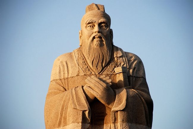 Celebrated Confucius