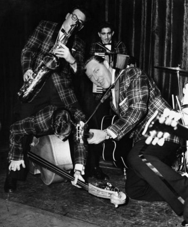 Charming Bill Haley