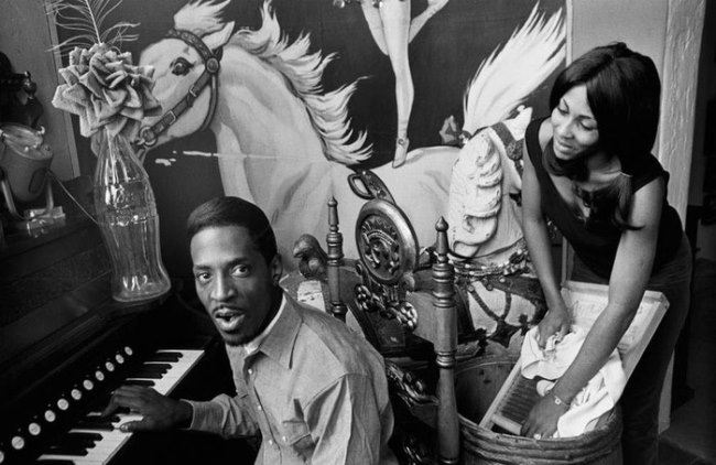 Charming Tina and Ike Turner