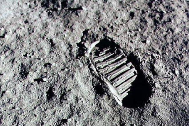 First step on the Moon
