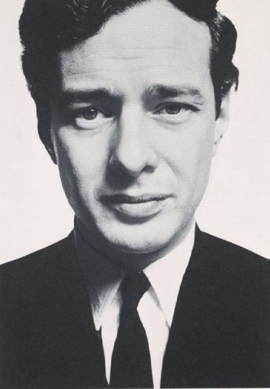 Handsome Brian Epstein