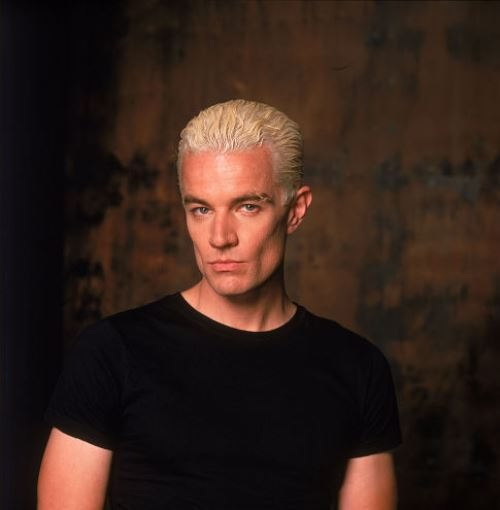 James Marsters – American actor and singer