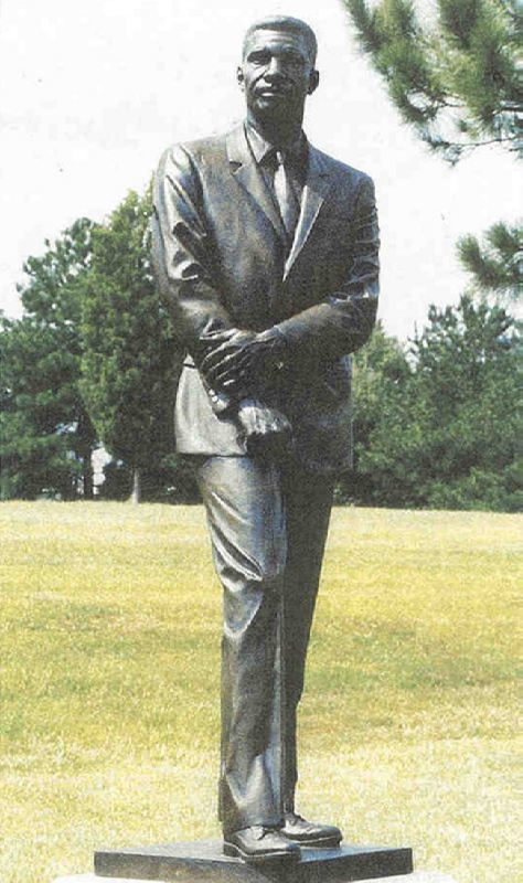Monument to Medgar Evers