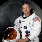 Neil Armstrong – first person on Moon