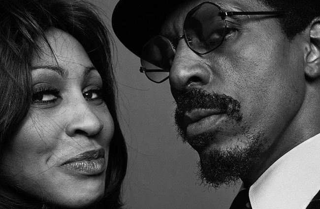 Pretty Tina and Ike Turner