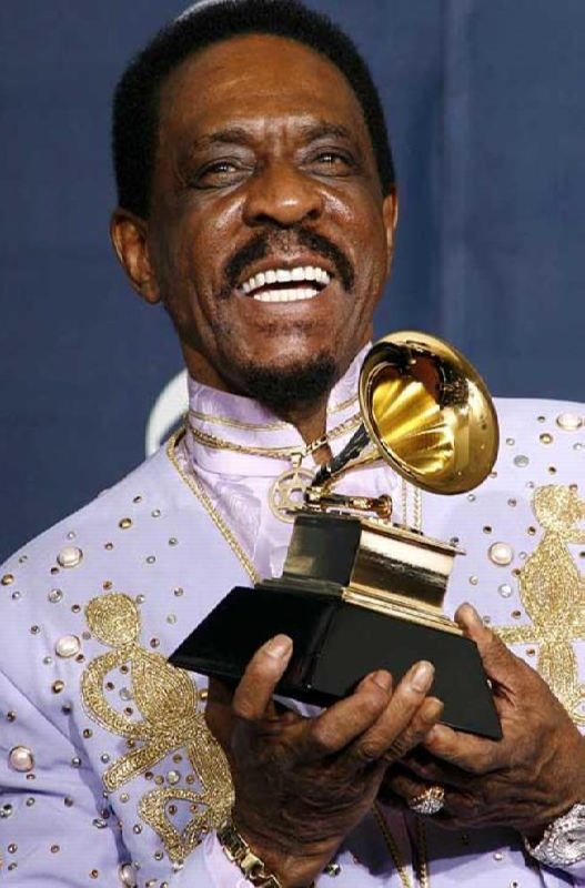 Renowned Ike Turner