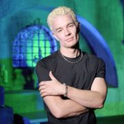 Respected James Marsters