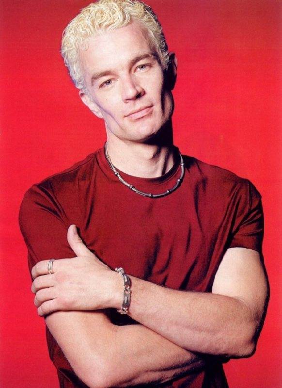 Stunning James Marsters