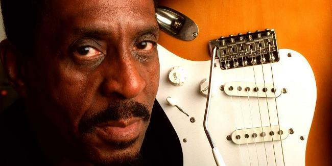 Talented Ike Turner