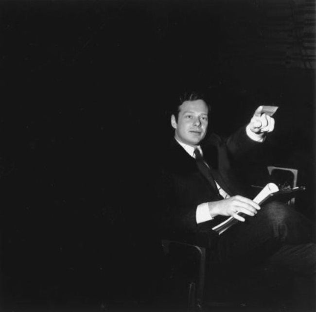 Well known Brian Epstein