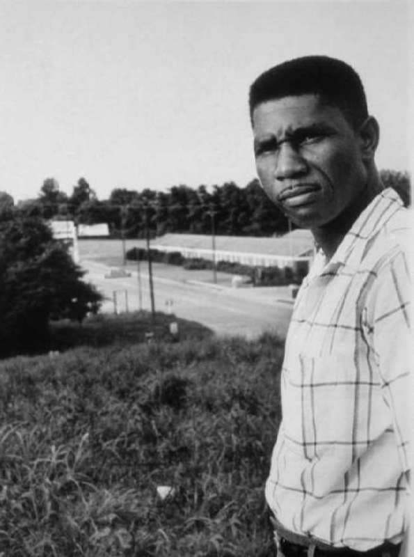 Well known Medgar Evers