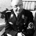 Heinrich Himmler – head of the Gestapo