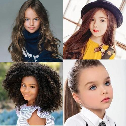Most beautiful little girls