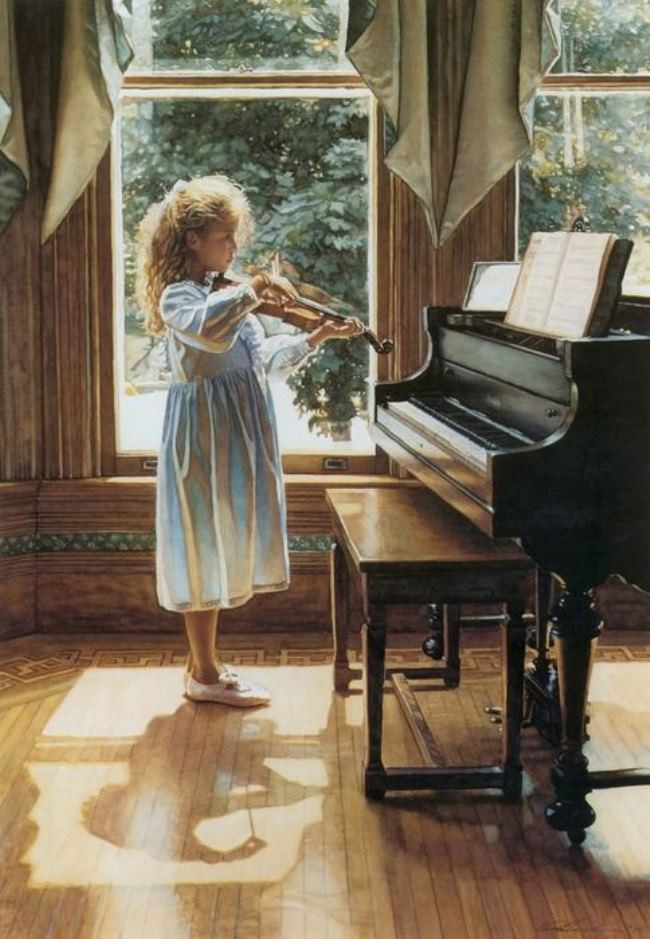 Steve Hanks. Beginning