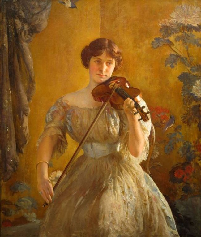 The Kreutzer Sonata by Joseph Rodefer DeCamp