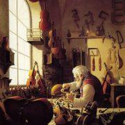 Vida Gabor. The Violin Maker
