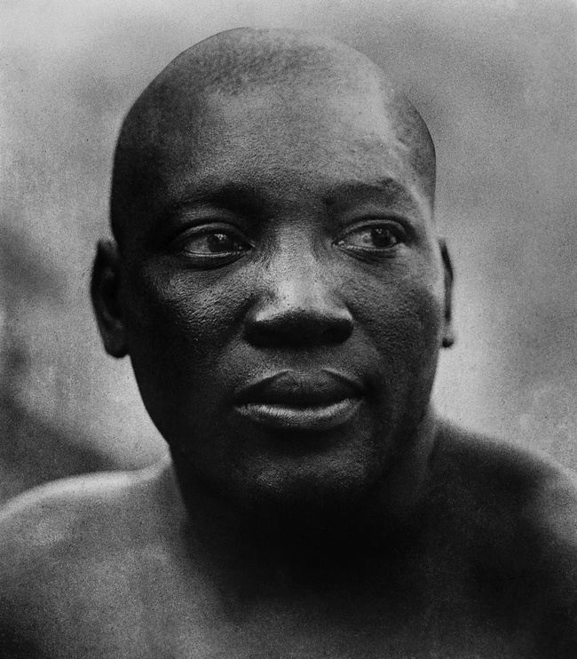 Jack Johnson – great boxer
