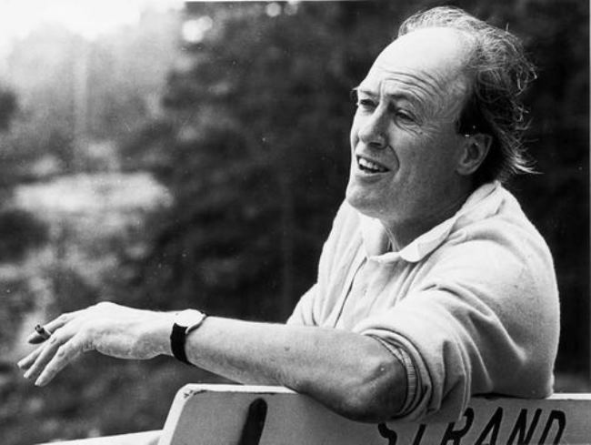 Roald Dahl – children's writer