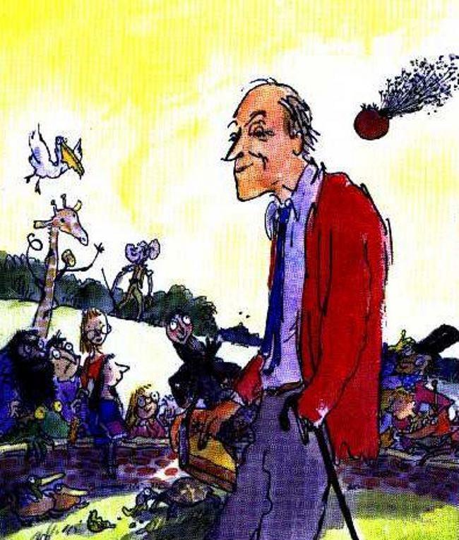 Roald Dahl – children's writer