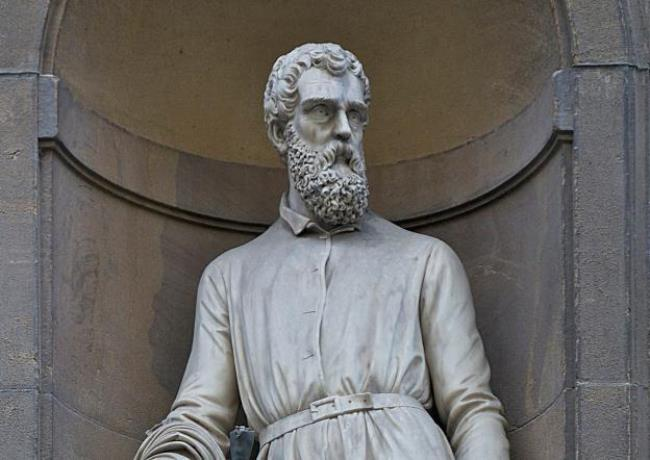 Benvenuto Cellini - Italian goldsmith and sculptor