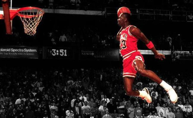 Michael Jordan – king of basketball