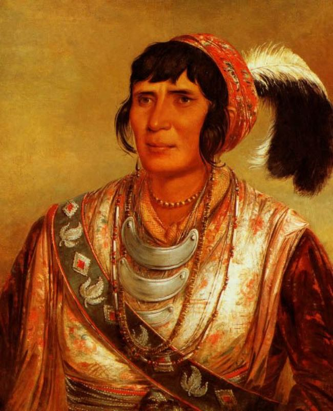 Osceola - Seminole Indian military leader