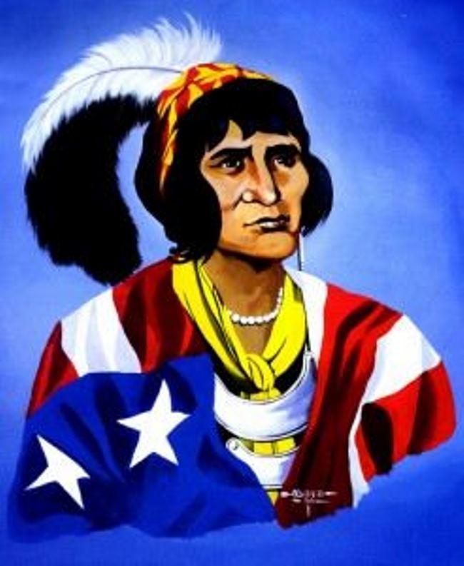 Osceola - Seminole Indian military leader