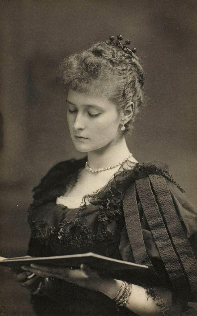 Princess Alix of Hesse - Empress Alexandra Feodorovna