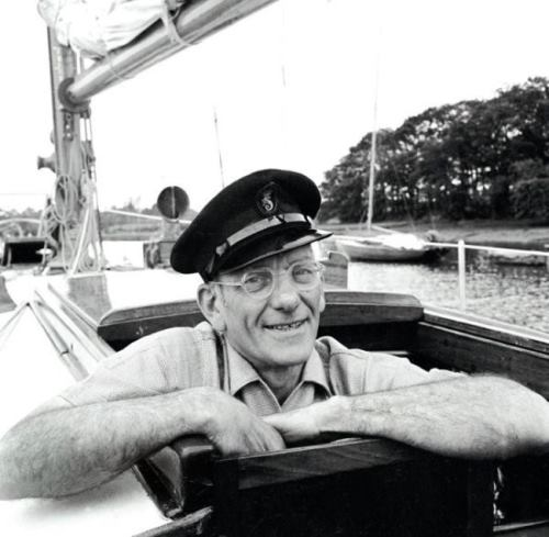 Francis Chichester - British adventurer