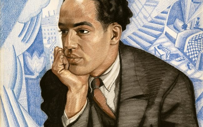 Langston Hughes - American author