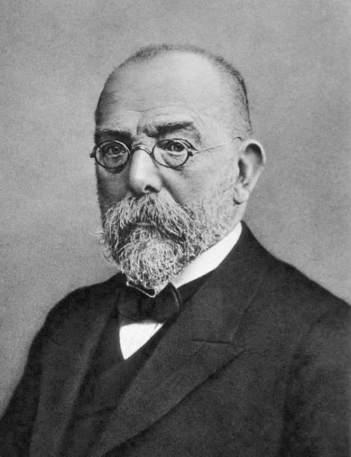 Robert Koch - German bacteriologist