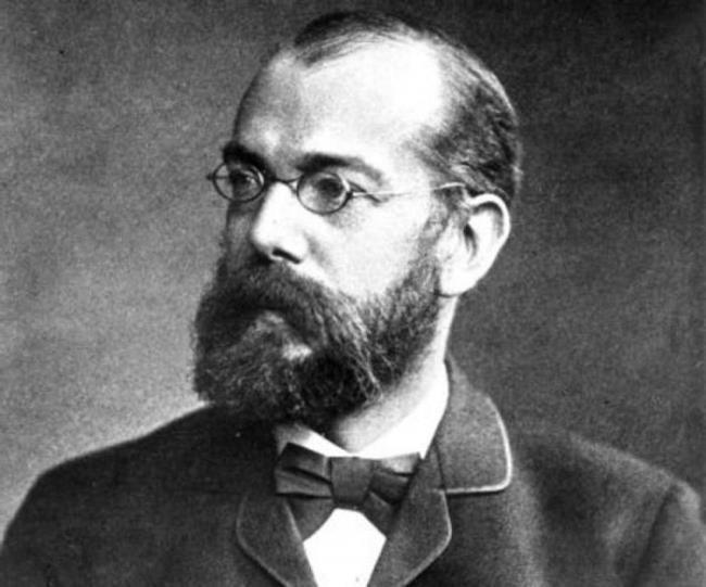 Widely-known scientist Koch Robert