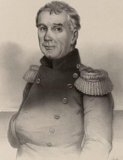 Adam Johann von Krusenstern - Ivan Fyodorovich Kruzenshtern