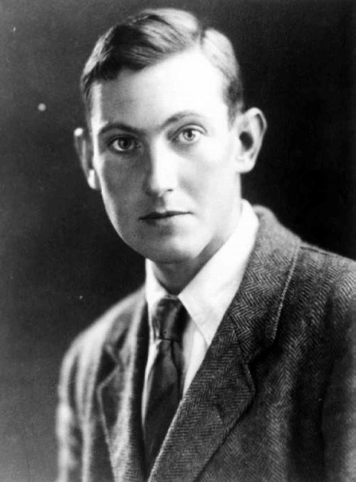 British Mountaineer George Mallory