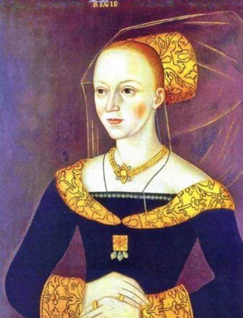 Elizabeth Woodville united two warring dynasties