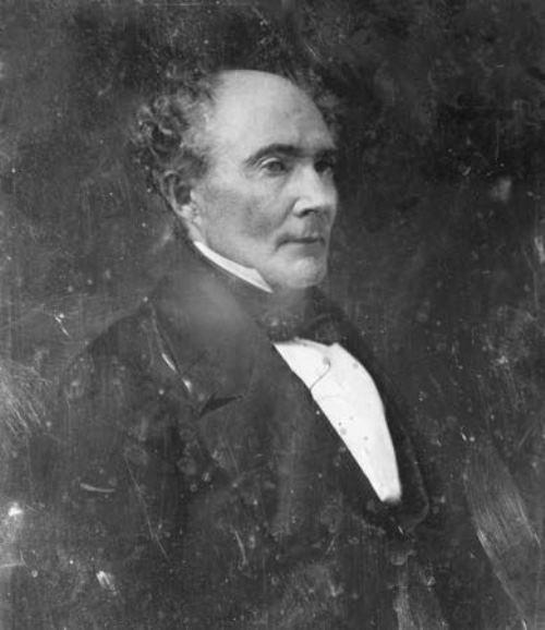 Robert John Walker - U.S. Senator