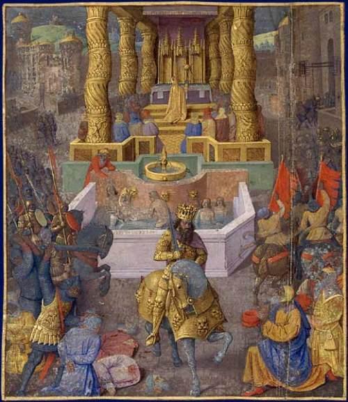 Taking of Jerusalem by Herod the Great