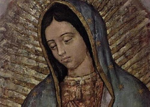 Virgin Mary of Guadalupe gives people hope