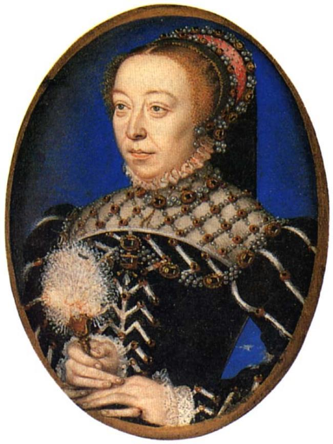 Wife of Henry II of France