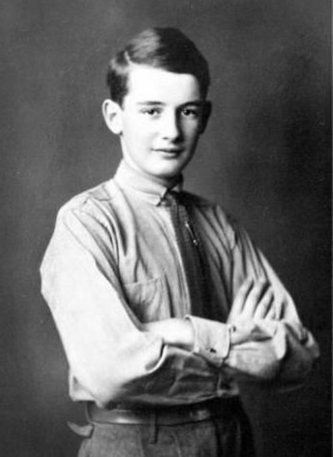 Young Raoul Gustav