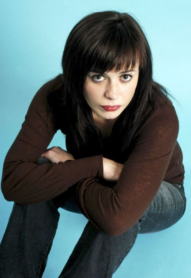 Astonishing actress Eve Myles
