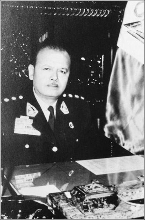 General Juan Velasco Alvarado