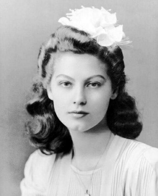 Magnificent actress