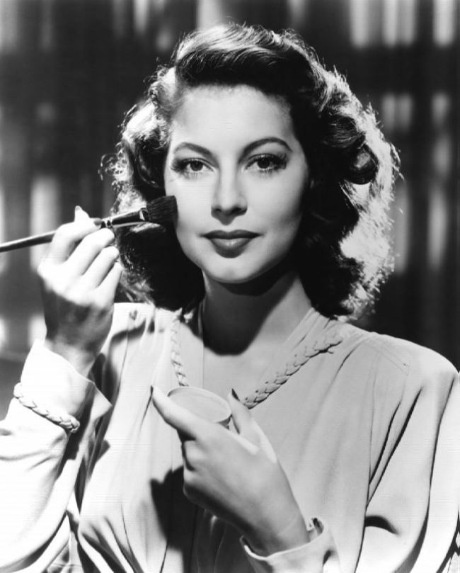One of the most beautiful actresses of the twentieth century