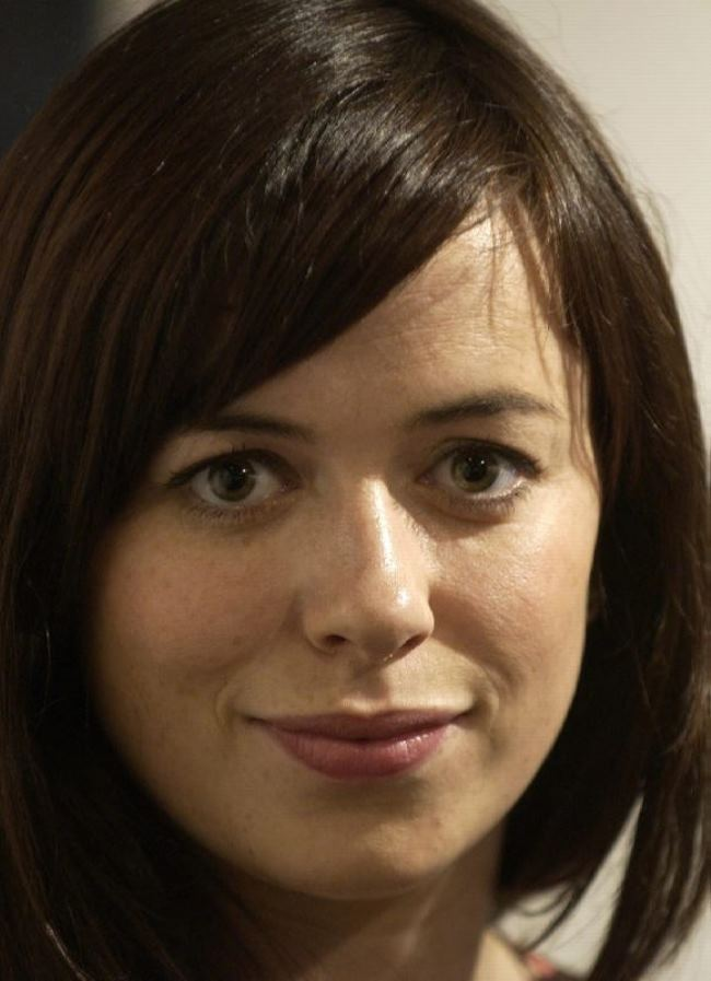 Stunning actress Eve Myles
